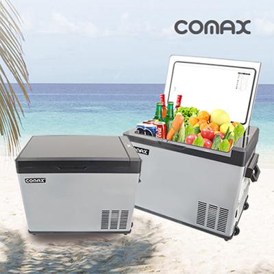 코멕스 이동식 냉장고 CM-040L 차량 가정 캠핑 겸용 캐리어 이미지